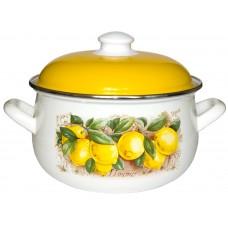 Лимоны Кастрюля 2,1 л. - купить оптом в Москве по доступной цене