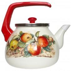 Яблоки Чайник 3,0 л. - купить оптом в Москве по доступной цене