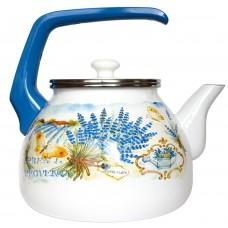 Лаванда Чайник 3,0 л. - купить оптом в Москве по доступной цене